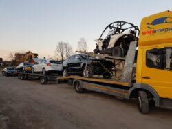 transport aut ze Stanów