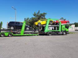 transport samochodów z USA do Polski