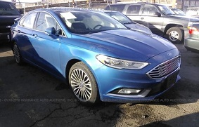 nowy ford mondeo fusion ze stanów